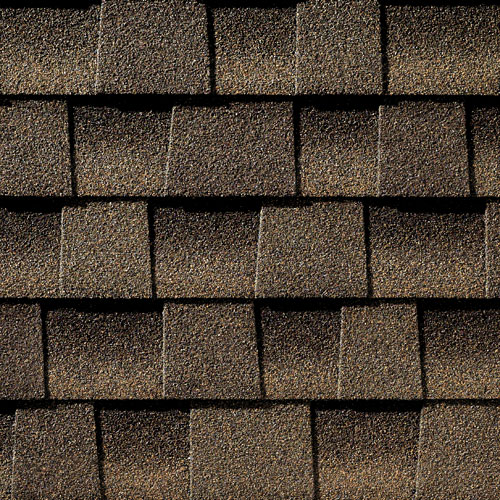GAF Timberline Barkwood colour
