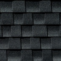 GAF Timberline Charcoal colour