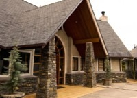 GAF Slateline Antique slates colour