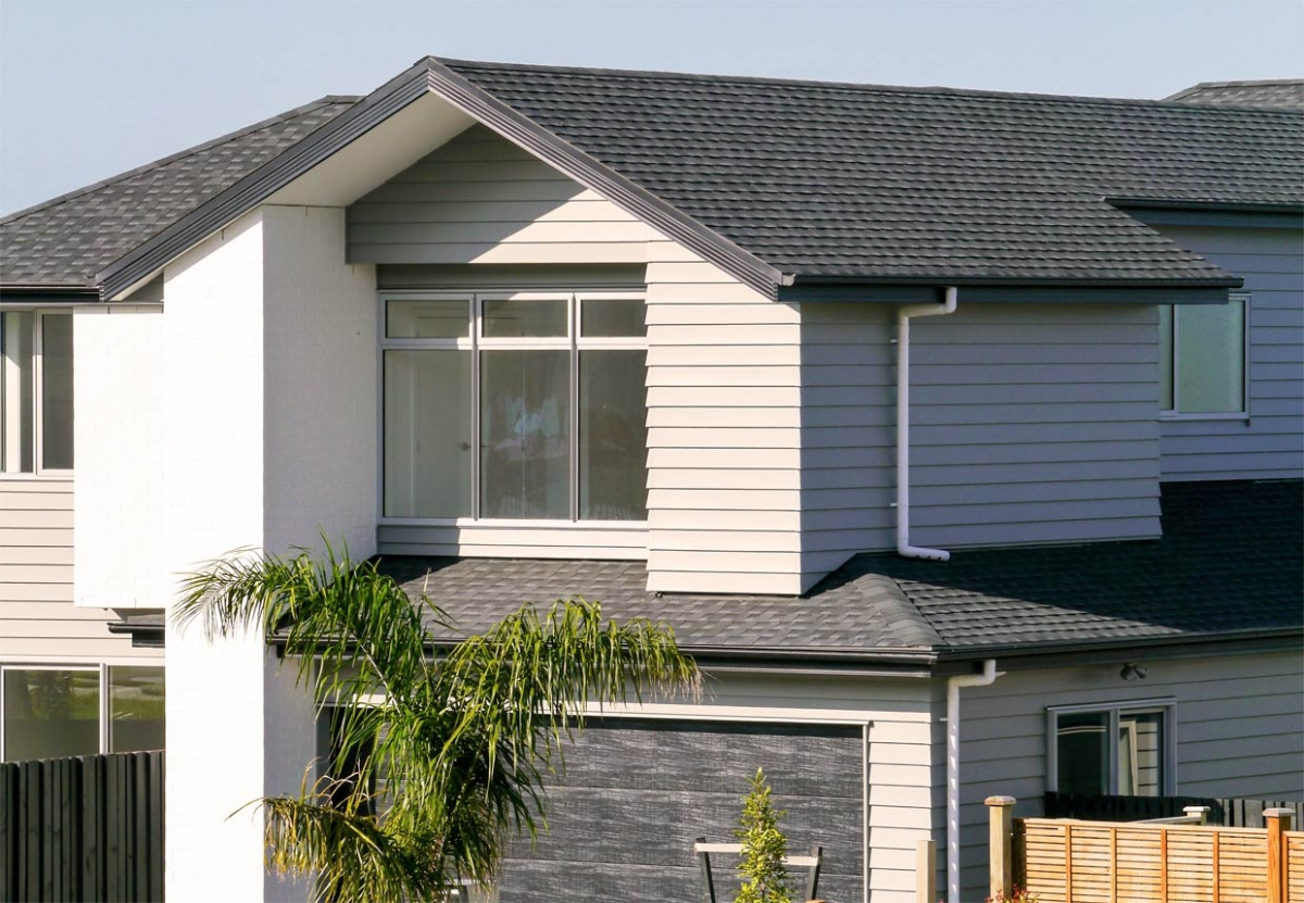 GAF Asphalt Shingles Timberline Charcoal NZ