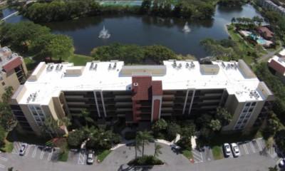 TPO EverGuard apartment block