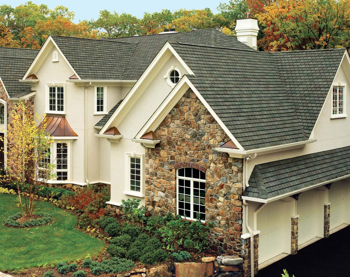 Slateline Asphalt Shingles Gaf Roofing Specialists
